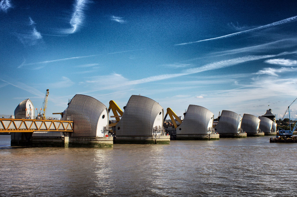 Thames Barrier Lowe Electrical