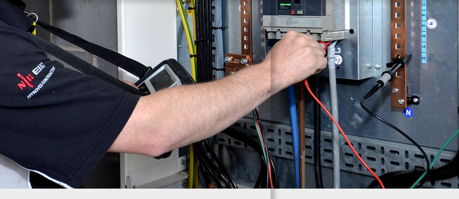 Electrical Testing Electrical Contractors East Midlands